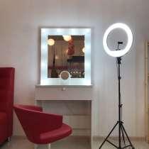 Гримерное зеркало с лампочками, в Ставрополе