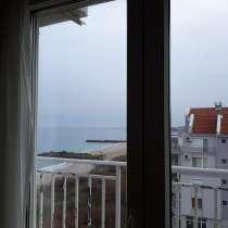 Квартира в Поморие на первой линии моря, вид на море, в г.Поморие