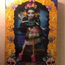 Кукла «Monster high Skelita Calaveras»,эксклюзив, в Самаре
