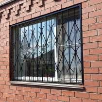 Решетки на окна в Челябинске, в Челябинске