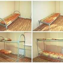 Кровати металлические, все для строителей, в Орловском