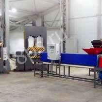Оборудование для производства полимер-песчаных изделий, в Ижевске