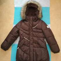 Отличная зимняя куртка Reima для девочки, в Москве