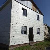 Продам дом 128м недострой с участком 6 соток, в Воскресенске