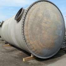 Металл стеклопласт емкость резервуар, цистерну 50 25 75 м3, в Красноярске
