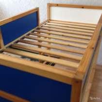 Отдам детскую кровать (размер кровати уменьшен), в Новосибирске