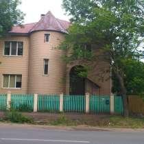 Кирпичный дом, в Ростове