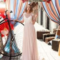 Свадебное платье б/у, в Саранске