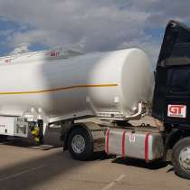 Полуприцеп танкер для опасных и пищевых грузов, в г.Анкара