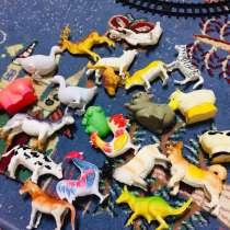 Игрушки звери животные детские, в Кудрово