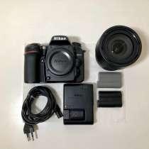 Nikon D7500 Kit 18-105mm f/3.5-5.6 + 50mm f/1.8, в Королёве