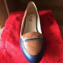 Туфли кожаные новые, в Сургуте