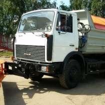 КДМ на МАЗ 5551 / 5550 (10т.), в Смоленске