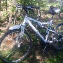 Продам велосипед горный Форвард дисковые тормоза, два аморти, в Томске