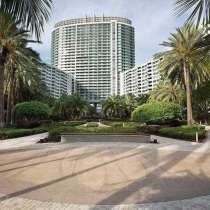 Квартира в Майами-Бич в роскошном жилом комплексе, в г.Майами-Бич