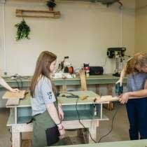 Столярная мастерская для детей в Самаре, в Самаре
