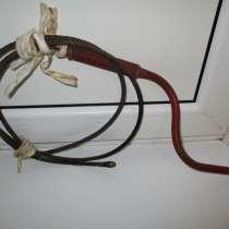 Трос стальной для очистки труб. СССР, в Коломне