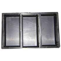 Продам НОВЫЕ Гладкие формы для тротуарной плитки 6х10х20, в г.Ганцевичи