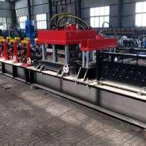 Линия по производству балки дорожного ограждения из КНР, в г.Шигадзе