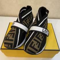 Продам детские кроссовки Fendi, в Краснодаре