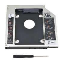 "Optibay, адаптер для подключения 2.5"" HDD/SSD, 12.7 мм, Sata, в г.Кривой Рог"