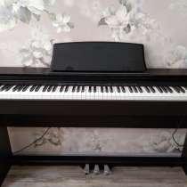 Цифровое пианино Casio privia PX-770BK, в Москве