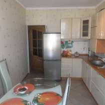 Сдам квартиру в ленинградском районе с евроремонтом и мебель, в Калининграде