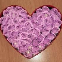 Розы из мыла, в Владивостоке