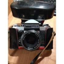 Продаётся фотоаппарат Praktika super TL, в г.Тараз