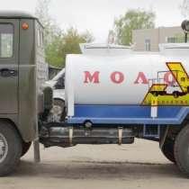 Молоковоз УАЗ, в г.Астана