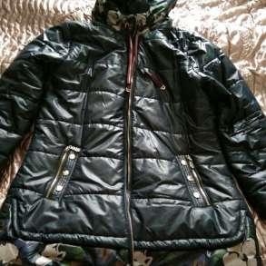 Куртка весна-осень 52-54, в Москве