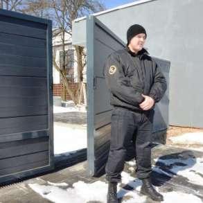Физическая охрана, в Перми