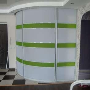 Радиусные шкафы-купе на заказ, в Екатеринбурге
