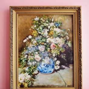 Картина маслом на холсте, в Краснодаре