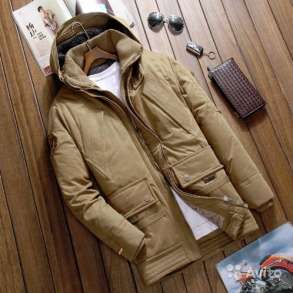 Новая демисезонная куртка фирмы jeep+подарок сумка, в Москве
