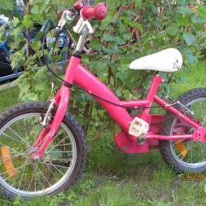 Детский велосипед 16 дюйм колеса, в Москве