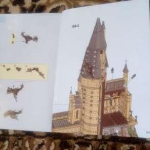 Замок Хогвартс из лего, в Екатеринбурге