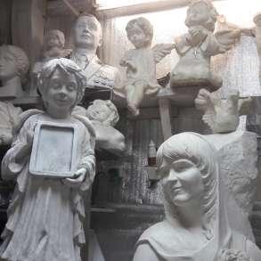 Ангел на памятник, изготовление скульптуры, в Екатеринбурге