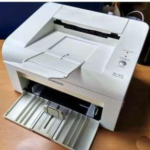 Лазерный принтер SAMSUNG ML-1615. Новый катридж, в Волгограде