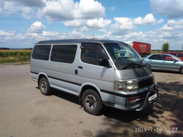 Toyota, HiAce, продажа в Шебекино в Шебекино фото 6