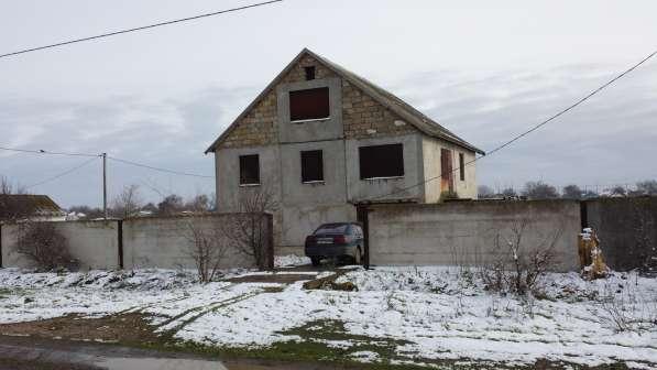 Продам дом 85 прцентов готовности и земельный участок 30 сот