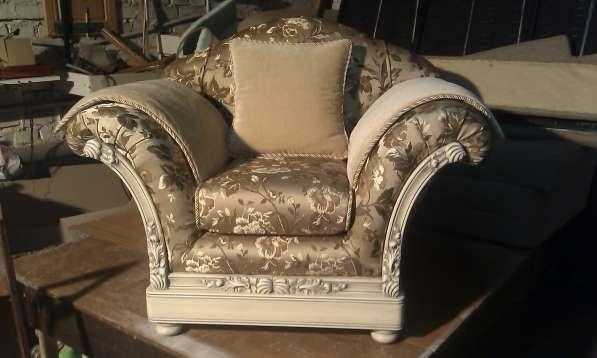 Ремонт и перетяжка мягкой мебели любой сложности