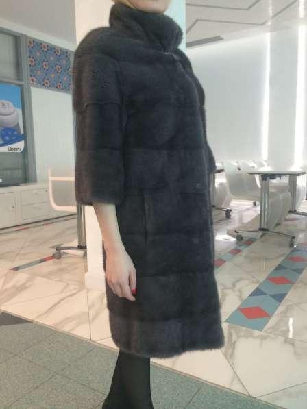 Шуба норковая в Казани фото 4