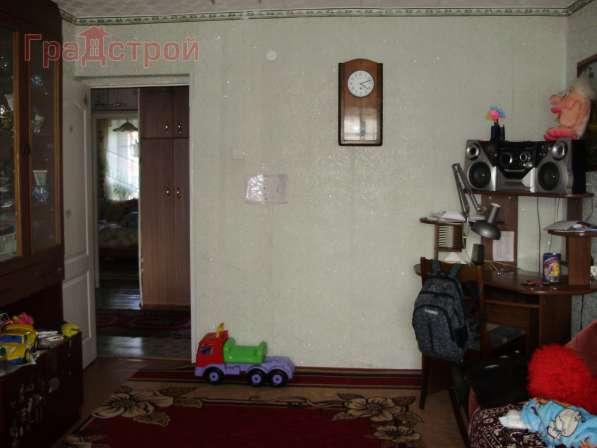 Продам трехкомнатную квартиру в Вологда.Жилая площадь 58,70 кв.м.Этаж 3.Дом кирпичный. в Вологде фото 3