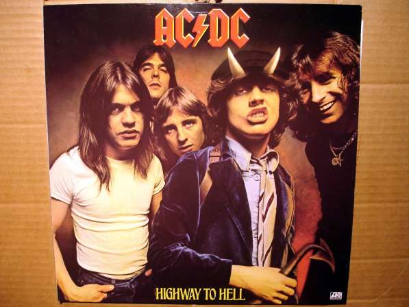 AC DC- Highway To Hell