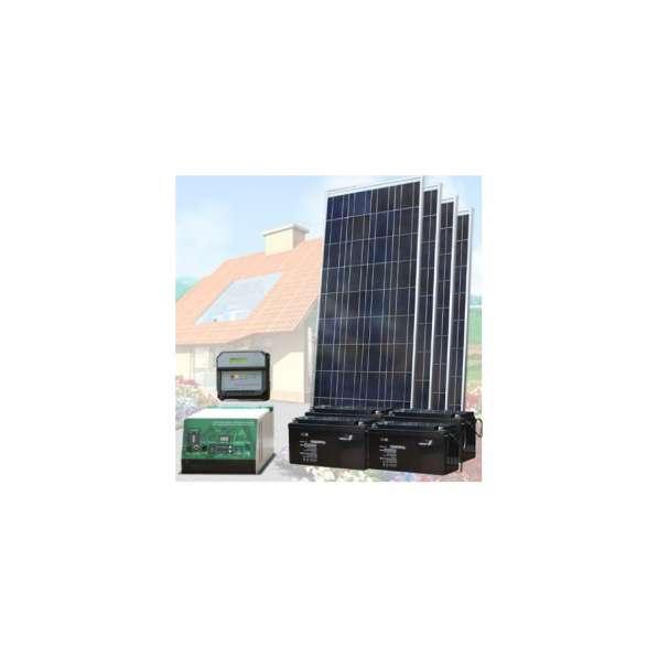 Солнечная станция 500W - 300Ah