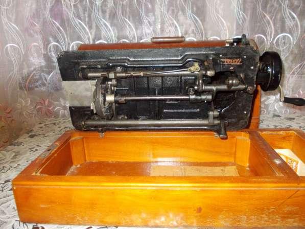 Продам ручную швейную машинку в Иванове фото 3