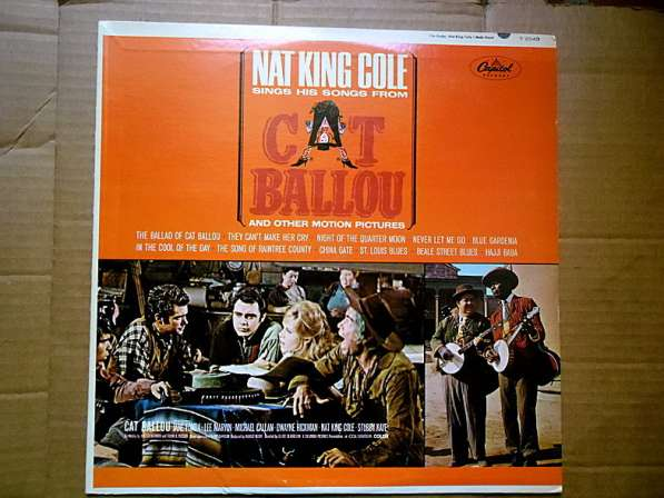 Nat King Cole - Sings His Songs