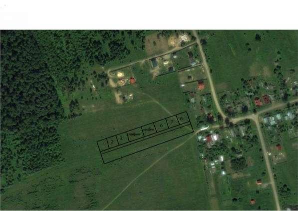 Продажа земельных участков