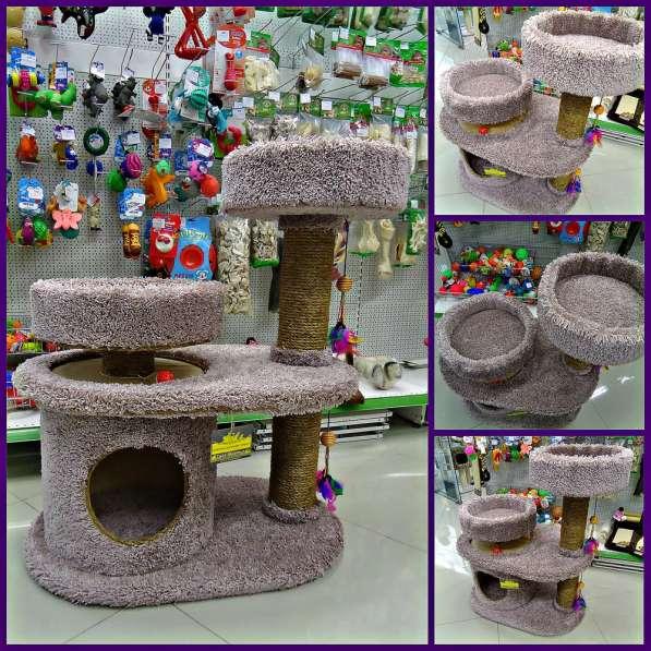 Изготовление комплексов и домиков для кошек на заказ в Ростове-на-Дону фото 9